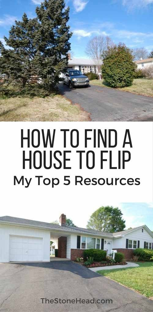 Where The Heck To Find A Flip Diy House Renovations Flipping Houses Finding A House