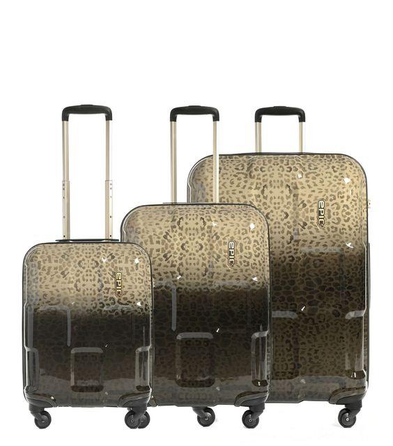 epic Crate EX Wildlife 3-Set 76/66/55 Trolley 4w Goldleopard