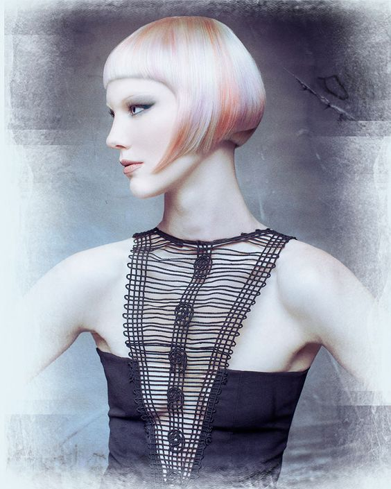 2013 Finalist | SALON TEAM:  Van Michael Salons, Atlanta, Georgia - To see ALL the NAHA finalists' work, visit www.modernsalon.com/naha