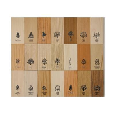 Woods the tree and illustrations on pinterest for Types of woodworking