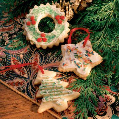Butter Cookies: