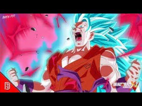 Goku Super Saiyan Blue 3 Kaioken Transformation Xenoverse Ultimate Gameplay Episode 106 Anime Dragon Ball Super Goku Super Saiyan Blue Dragon Ball Super