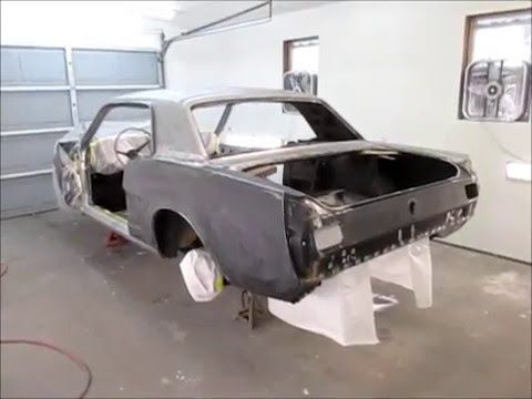 1965 Mustang Epoxy Primer Mystique Part 14 Youtube In 2020 1965 Mustang Epoxy Primer Mustang