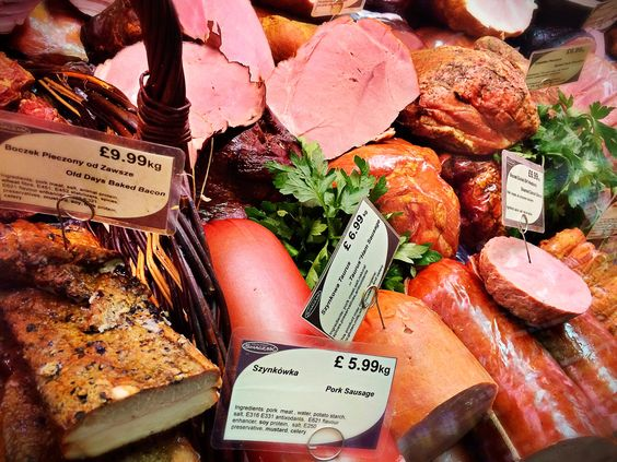 Coventry farmers market has an Eastern European st ... by mickeyncube - Photo 129749851 - 500px