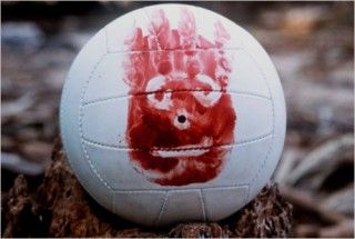Wilson - lost at sea. :