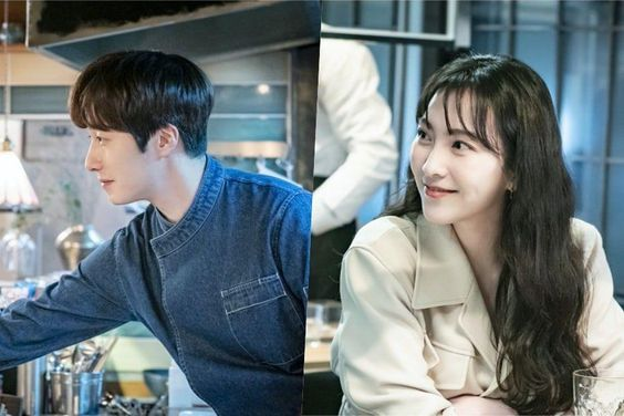 Jung Il Woo And Kang Ji Young Show Sweet Chemistry Over Late Night Snacks In New Drama