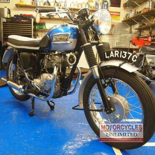 1965 Triumph Tiger T90 Classic Bike For Sale Sold Classic Bikes For Sale Classic Bikes Bikes For Sale