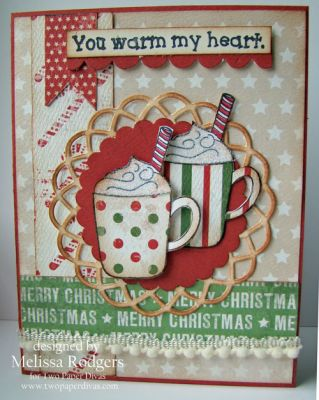 Holiday Coffee Lovers Blog Hop! - Two Paper Divas
