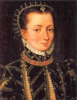 """.""""Elizabeth Howard - The Queen's Mother""""  Her clothing seems to me to be much too modern for Elizabeth Howard's dates.  I doubt this identification. Also seen this identified as daughter Anne Boleyn."""