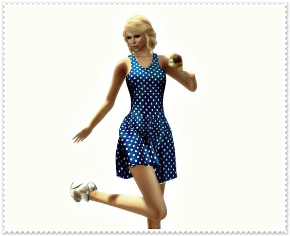 #secondlife *IW* Inga Wind Clothing....Dots style - https://secondsocial.eu/iw-inga-wind-clothing-dots-style/