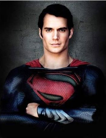 Henry Cavill - Superman!