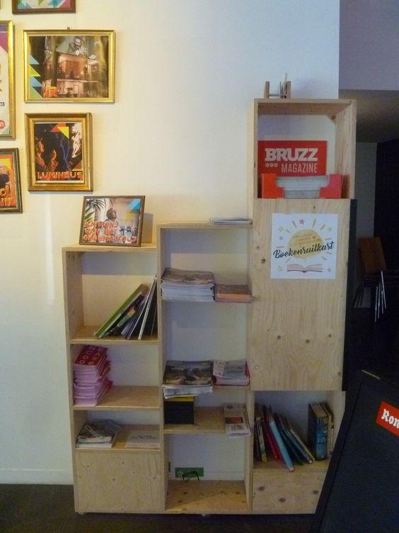 boekenruilkast Strombeek-Bever