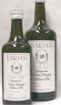 Bariani California Olive Oil - 1000 ml (33.8fl.oz.) - http://goodvibeorganics.com/bariani-california-olive-oil-1000-ml-33-8fl-oz/