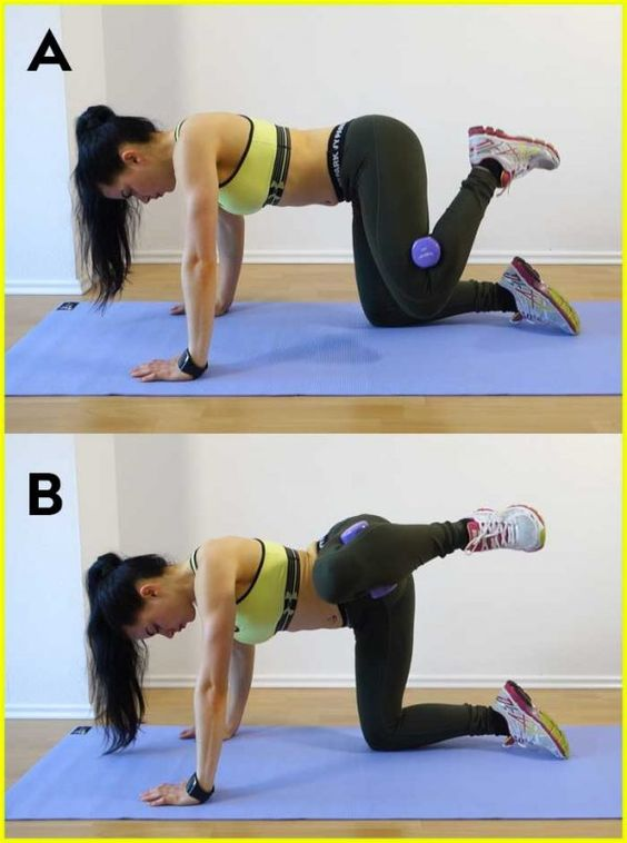 12 Butt Workouts To Get Your Booty In Shape