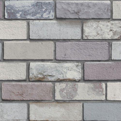 Industrial Brick Grey Stone 3d Brick Wall Effect Wallpaper Feature Wall 698800 Brick Wallpaper Grey Feature Wall Wallpaper