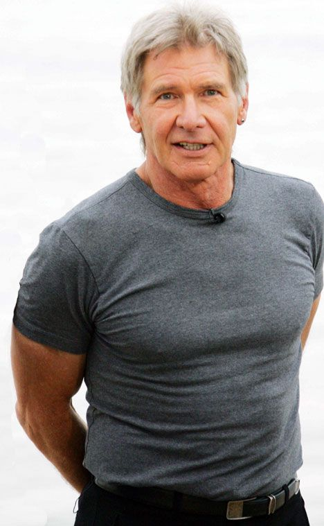 Celebrity Birthday July 13 Harrison Ford, Empire Magazine's number-one movie star of all time in 1997.: