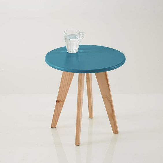 chevet rond jimi tables de nuit et tables. Black Bedroom Furniture Sets. Home Design Ideas
