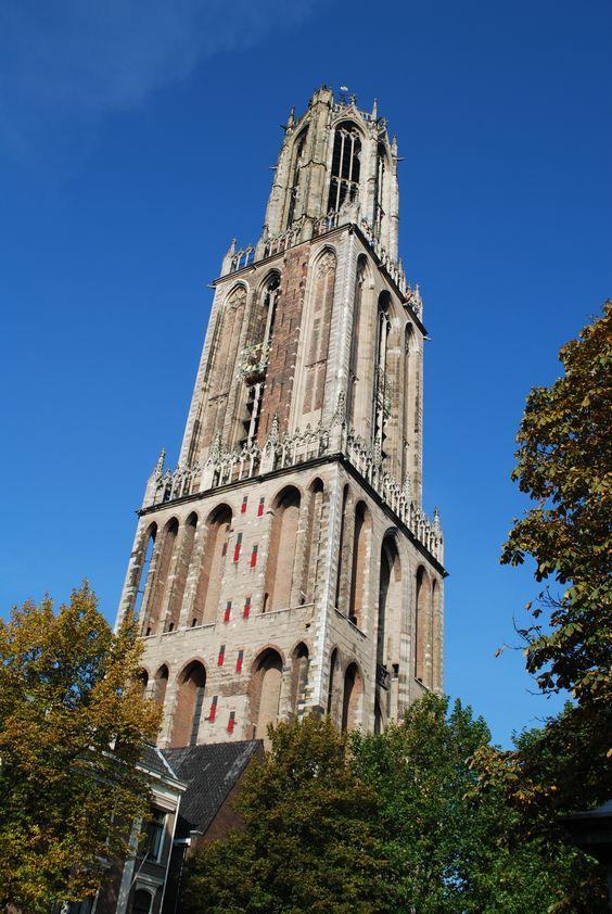 Dom Tower - Utrecht - The Netherlands