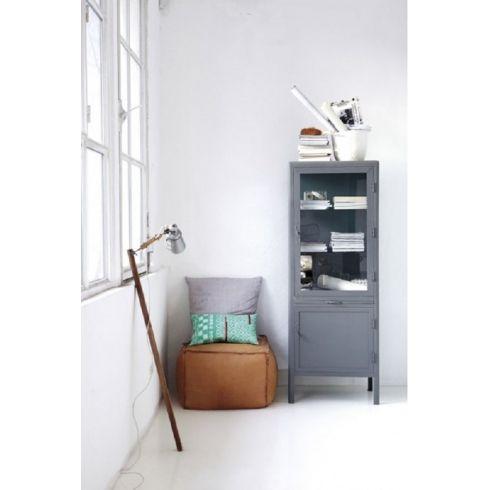 Camel Coloured 100% Suede Cube Pouffe   House Doctor #housedoctor #interiordesign #cubepouf #suedepouf #homedecor #danishdesign #pouf