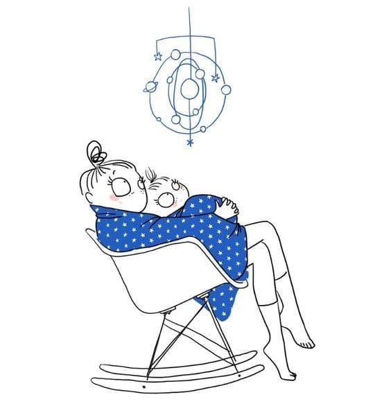 Baru 30 Gambar Kartun Kasih Sayang Seorang Ibu Di 2020 Ilustrator Kartun Gambar
