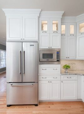 By Yanic Simard, Houzz Contributor  The classic kitchen work triangle organizes foot traffic from the fridge to the sink to the stove, in an a...