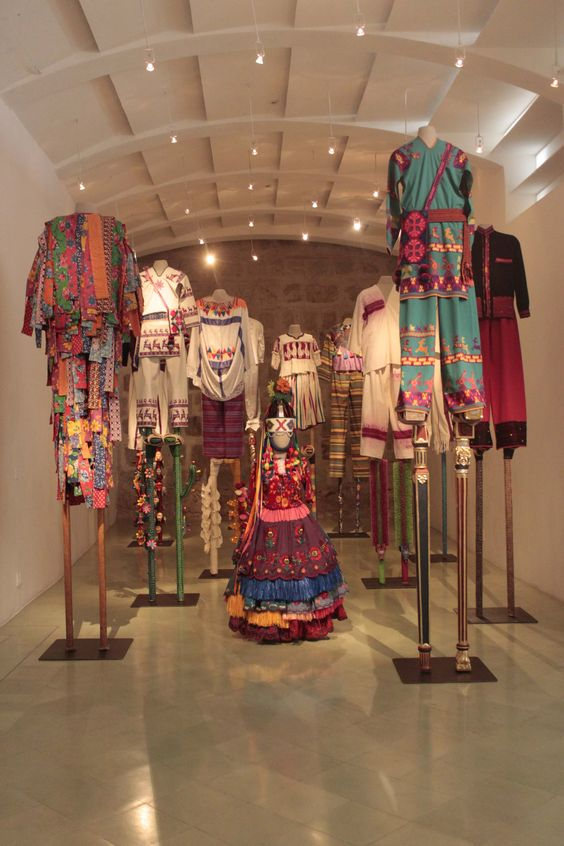 Museo Textil de Oaxaca, México