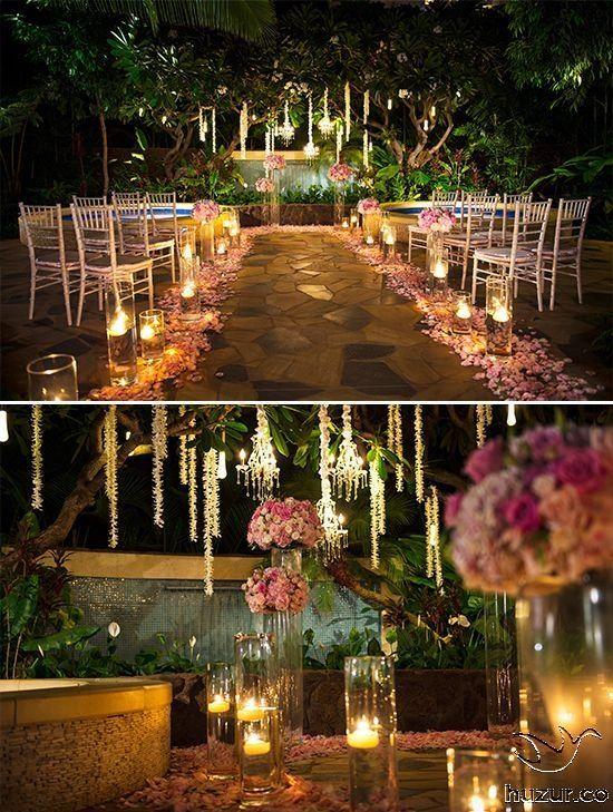 Ideen Rahmenprogramm Hochzeit Backyard Wedding Ceremony Backyard Wedding Hawaii Wedding