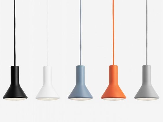Anne Linde Ledgeable Elements lamps Stockholm-based Note Design Studio has created a series of lamps wrapped in pastel-coloured textiles for Swedish brand Zero. Elements is a complete family origin…