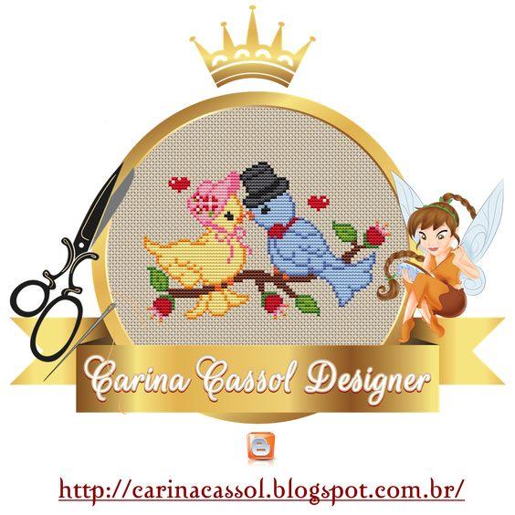 ner - Bem vindos deixem seus comentários - Carina Cassol Desig