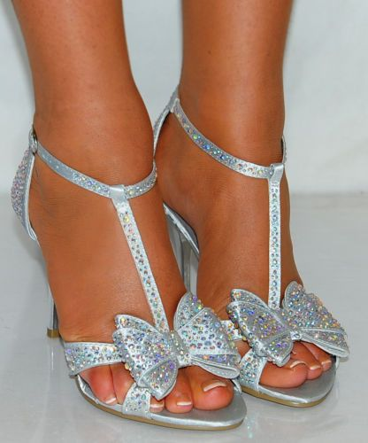 Details about LADIES SHIMMER SILVER GOLD GLITTER STRAPPY SANDALS ...