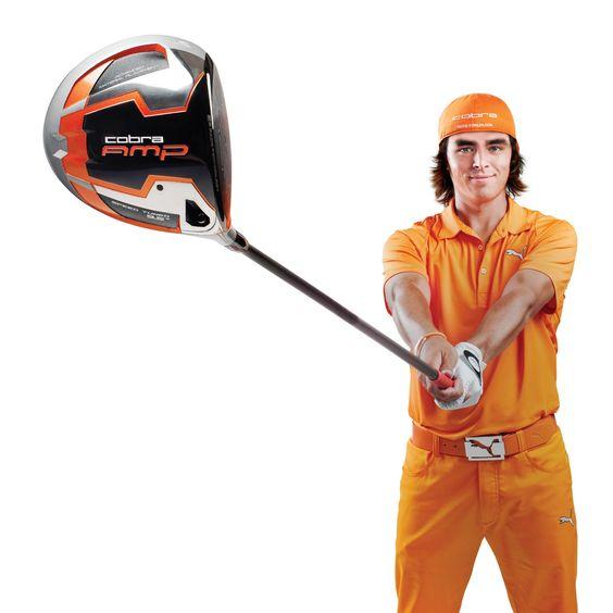 Rickie Fowler - Cobra Puma Golf - AMP Driver Design