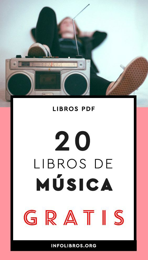 20 Libros De Música Gratis [PDF]