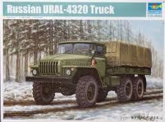 Resultado de imagen de URAL 4320