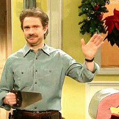 Martin on SNL