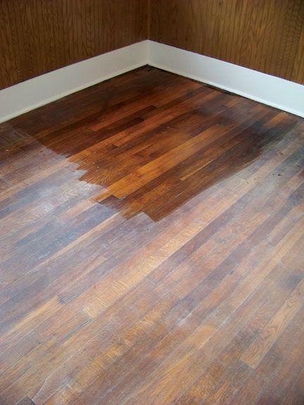 Best 7 Steps To Like New Floors The Floor Floor Refinishing 400 x 300