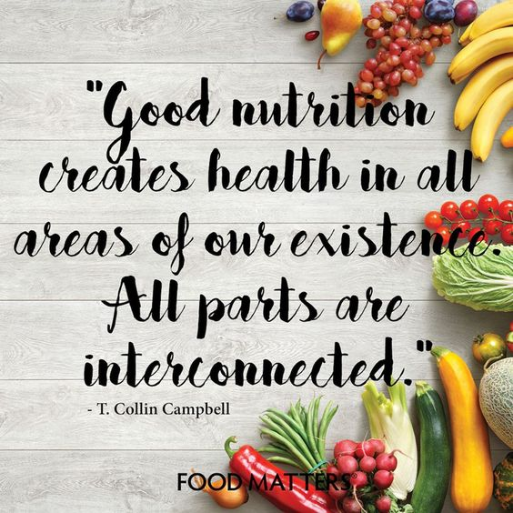 To the gut... to the brain... to the way you move... It's all interconnected. www.foodmatters.com #foodmatters‬