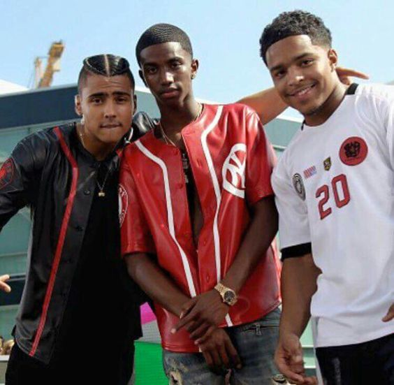Image result for quincy, christian, and justin