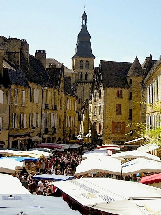 Paris ~~~ French street markets