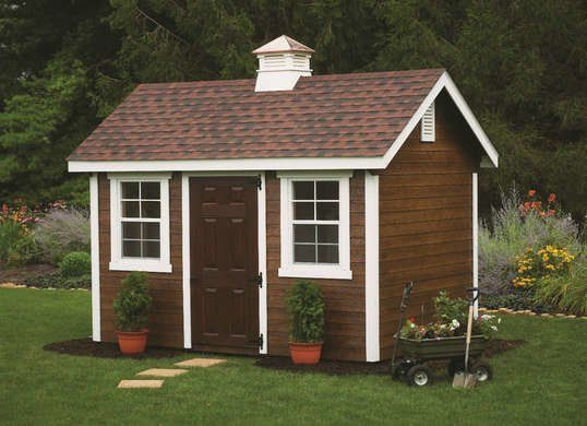 7 Reasons A Shed Belongs In Every Yard In 2020 With Images