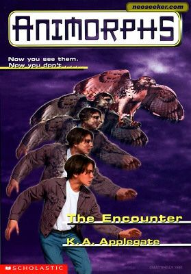 Animorphs #3 The Encounter