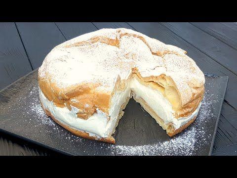Tort Karpatka Karpatka Tortunun Hazirlanmasi Asan Tort Resepti Youtube Tatli Pastalar Yumurta