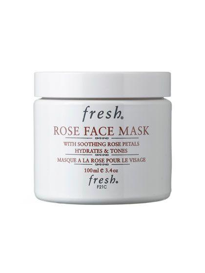 Fresh Rose Face Mask: