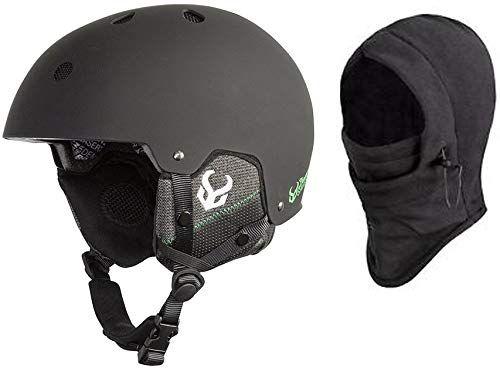 Vihir Adult Winter Ski Helmet Snow Helmet Snowboard Helmet 2-in-1 Convertible Sports Skateboard Helmet for Men Women Youth