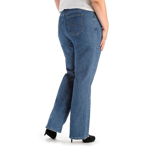 City Chic Womens Apparel Womens Plus Size Jean Simple Rip Sk