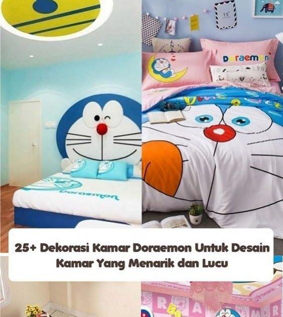 Paling Populer 18 Contoh Wallpaper Dinding Kamar Doraemon 25 Dekorasi Kamar Doraemon Untuk Desain Kamar Yang Menar Di 2020 Kamar Tidur Anak Doraemon Ruang Tamu Rumah