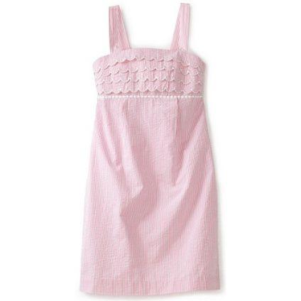 Lilly Pulitzer Girls 7-16 Carolina Dress $88.00