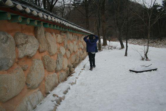Seorak Mt., Gang-won, South Korea.