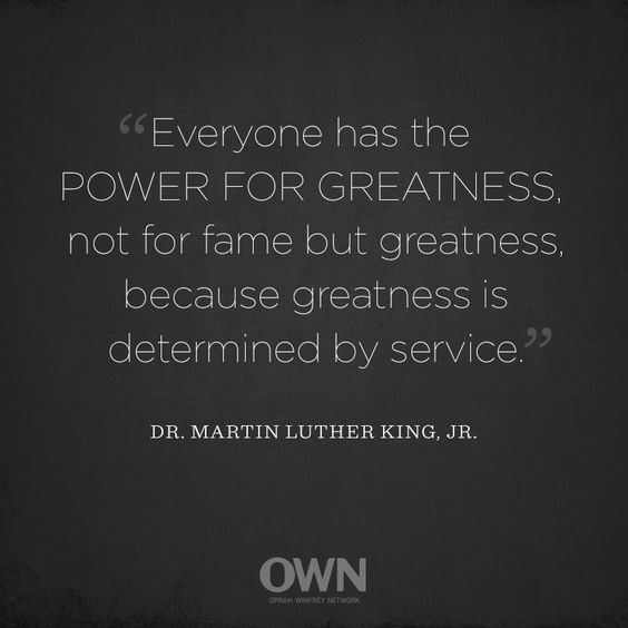 Mlk Quotes Service: Welcome To The Official Website Of OWN