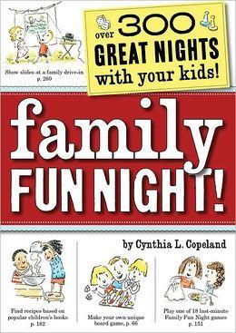 Family Fun Night Family Frugal Fun Pinterest Feliz