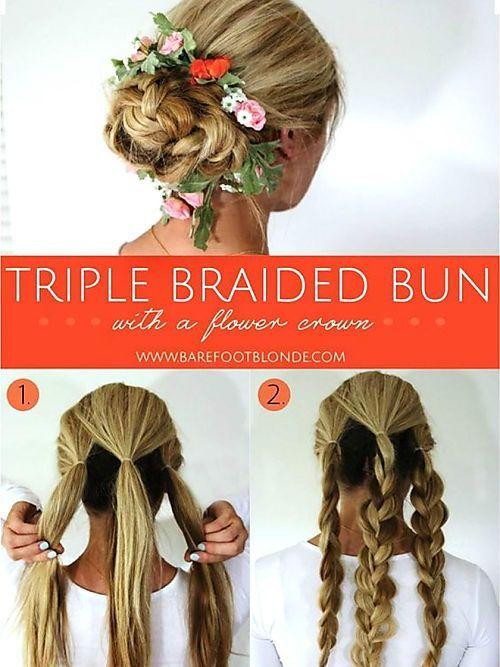 Wir Zeigen Euch 3 Super Einfache Schnelle Wiesn Frisuren Von Pinterest Die Je Das Fest Wiesn Frisur Oktoberfest Frisur Oktoberfest Frisur Einfach